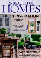 25 Beautiful Homes Magazine Issue JUN 21
