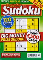 Everyday Sudoku Magazine Issue NO 185