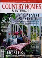 Country Homes & Interiors Magazine Issue JUN 21