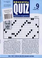 Domenica Quiz Magazine Issue NO 9