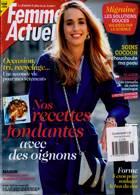 Femme Actuelle Magazine Issue NO 1901