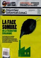 Courrier International Magazine Issue NO 1583