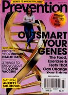 Prevention Magazine Issue MAR 21