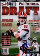 Lindys Pro Football Draft Magazine Issue 2021