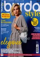 Burda Style Magazine Issue NO 4
