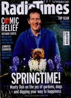 Radio Times London Edition Magazine Issue 13/03/2021