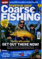 Improve Your Coarse Fishing Magazine Issue NO 374