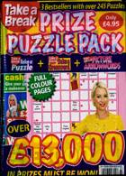 Tab Prize Puzzle Pack Magazine Issue NO 23