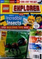 Lego Explorer Magazine Issue NO 6