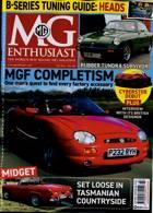 Mg Enthusiast Magazine Issue JUL 21