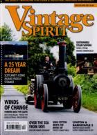 Vintage Spirit Magazine Issue APR 21