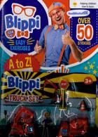 Blippi Magazine Issue NO 10