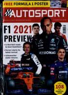 Autosport Magazine Issue 25/03/2021