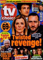 Tv Choice England Magazine Issue NO 14