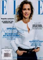 Elle French Weekly Magazine Issue NO 3924
