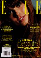 Elle French Weekly Magazine Issue NO 3925