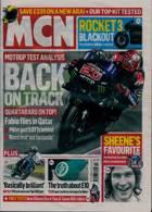 Motorcycle News Magazine Issue 10/03/2021