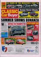 Classic Car Buyer Magazine Issue 10/03/2021