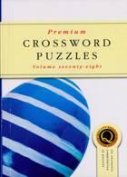 Premium Crossword Puzzles Magazine Issue NO 78