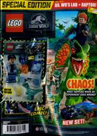 Lego Specials Magazine Issue JURASSIC12