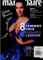 Marie Claire French Magazine Issue NO 823