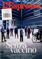 L Espresso Magazine Issue NO 15