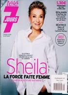 Tele 7 Jours Magazine Issue NO 3175