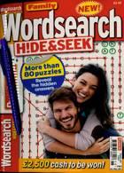 Family Wordsearch Hide Seek Magazine Issue NO 6