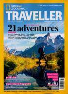 Nat Geo Traveller Uk Magazine Issue JUL-AUG