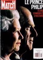 Paris Match Magazine Issue NO 3754