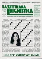 La Settimana Enigmistica Magazine Issue NO 4643