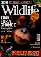 Bbc Wildlife Magazine Issue APR 21
