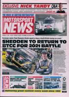 Motorsport News Magazine Issue 11/03/2021