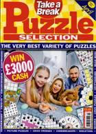 Take A Break Puzzle Select Magazine Issue NO 3