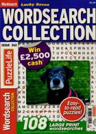 Lucky Seven Wordsearch Magazine Issue NO 262