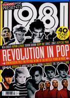 Classic Pop Presents Magazine Issue 1981