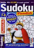 Puzzlelife Sudoku L7&8 Magazine Issue NO 61