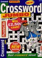 Family Crossword Jumbo Magazine Issue NO 6