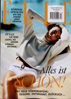 Elle German Magazine Issue NO 4