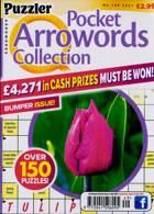Puzzler Q Pock Arrowords C Magazine Issue NO 149