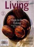 Martha Stewart Living Magazine Issue MAR 21