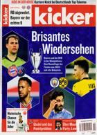 Kicker Montag Magazine Issue NO 14