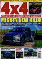 4 X 4 Magazine Issue APR 21