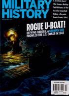 Military History Us Magazine Issue MAR 21