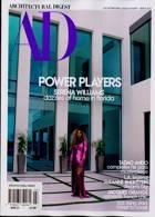 Architectural Digest  Magazine Issue MAR 21