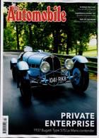 Automobile  Magazine Issue APR 21