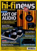 Hi-Fi News Magazine Issue APR 21