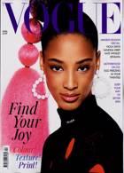 Vogue Magazine Issue APR 21