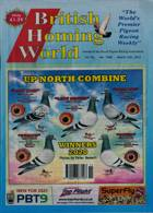 British Homing World Magazine Issue NO 7568