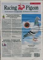 Racing Pigeon Magazine Issue 12/03/2021